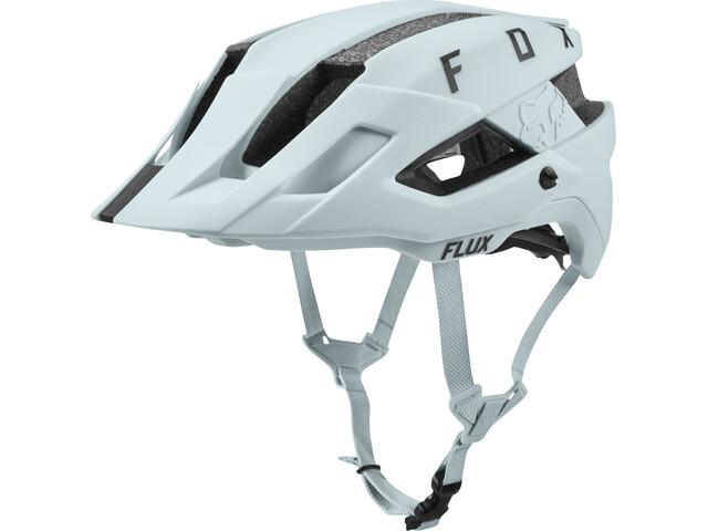 Fox Flux Solid Fietshelm Heren, iced